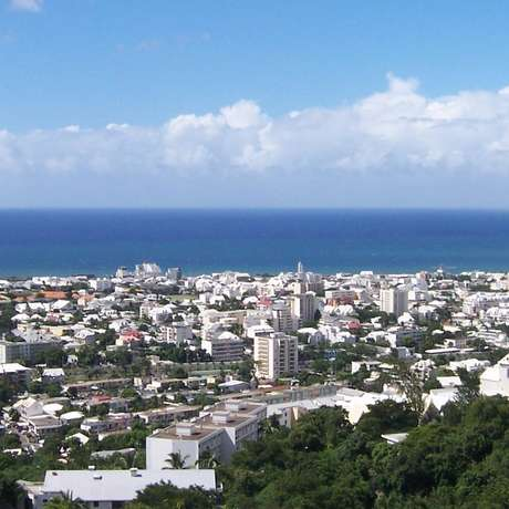 St. Denis, Réunion