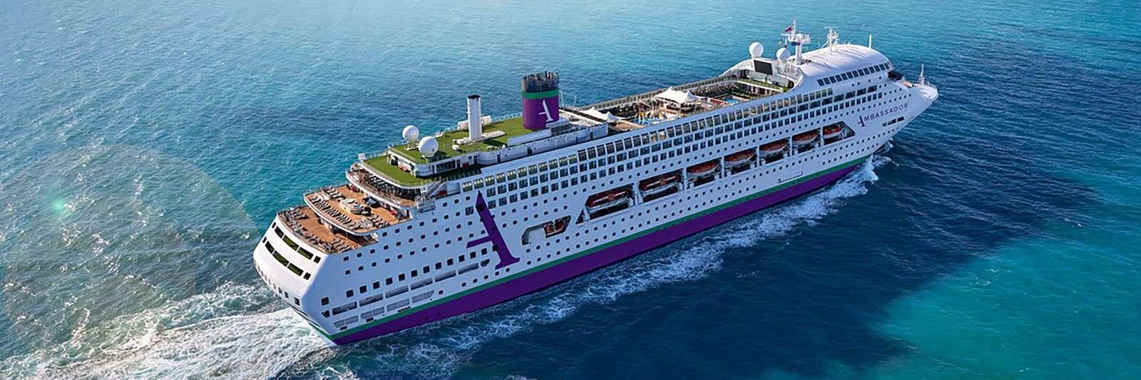 Ambassador Cruise Line Cruises